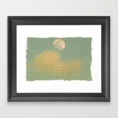Gold 1 Framed Art Print