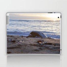 sunset snooze Laptop & iPad Skin