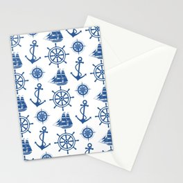 Ships Anchor Beach House Stationery Cards