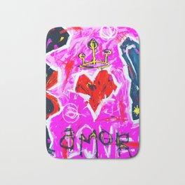 Love Amor Bath Mat