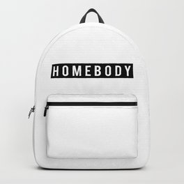 Homebody Backpack