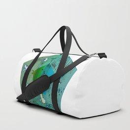 Pentagons of May 31 Duffle Bag