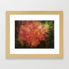 Heterogeneous Paragon  Framed Art Print