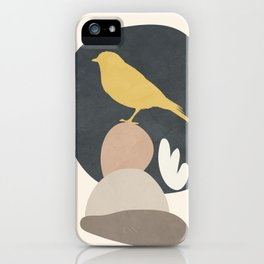 Cute Little Bird II iPhone Case