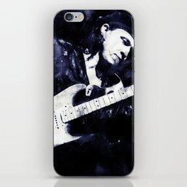 Ray Vaughan iPhone Skin