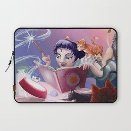 Fairy Cat Mother Laptop Sleeve