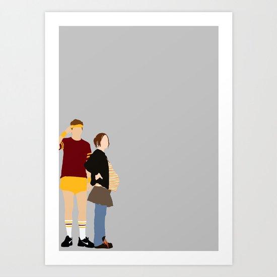 Juno Digital Print Art Print