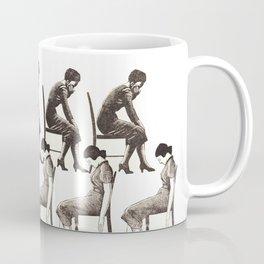 10 chairs Coffee Mug