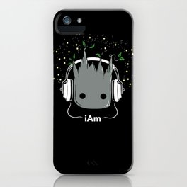 I am baby guardian iPhone Case