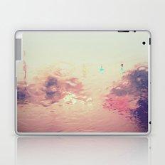 rainy reflections Laptop & iPad Skin