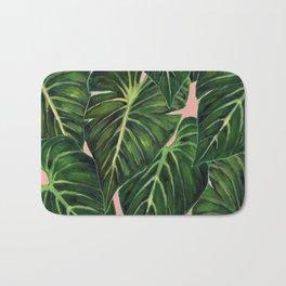 Tropical II Coral Bath Mat