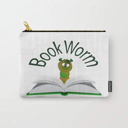 Book Worm Carry-All Pouch