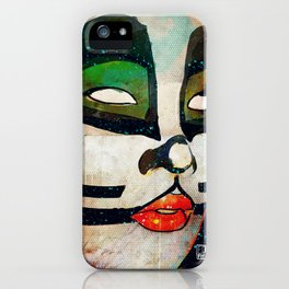 Kiss/Peter Criss/Catman/Dirty Livin' iPhone Case
