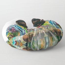 Biggie Smalls Floor Pillow