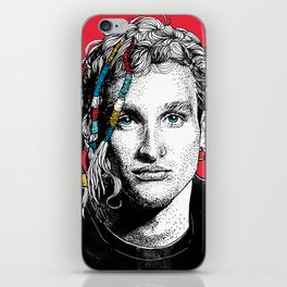 Mr Layne Staley iPhone Skin