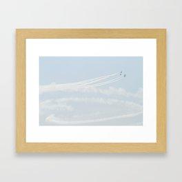 more planes Framed Art Print