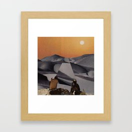 Perspective is everything Framed Art Print