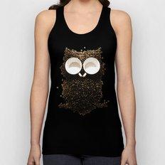Hoot! Night Owl! Unisex Tank Top