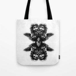 GRAVEYARD ANGELS Tote Bag