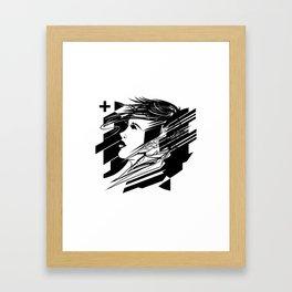 Digital Daze Framed Art Print