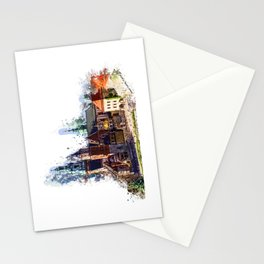 Cracow Wawel Castel Stationery Cards