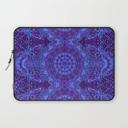 Indigo Mandala Laptop Sleeve