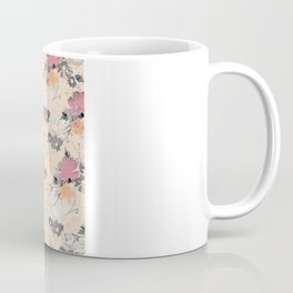 ombre floral - all Coffee Mug