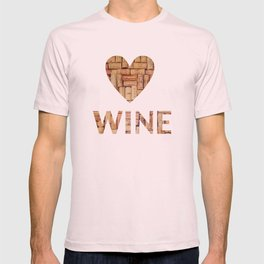 LoveWine T-shirt