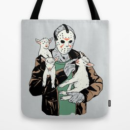 Cute Kid Tote Bag