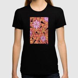 Water Lilies – Melon Palette T-shirt