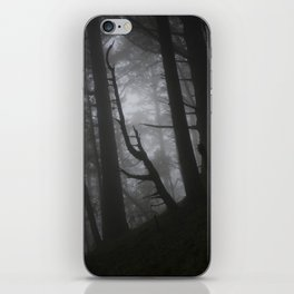 Dark Forest iPhone Skin