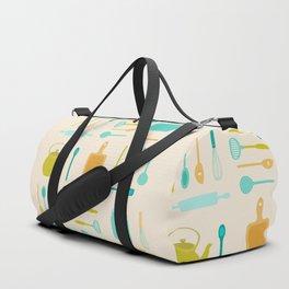 AFE Kitchen Utensils Pattern II Duffle Bag