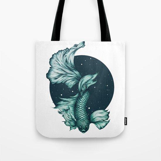 The Splendid Green Waters Tote Bag