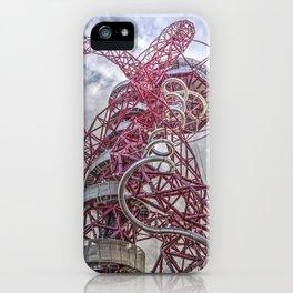 The Arcelormittal Orbit  iPhone Case