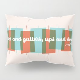 Strikes and Gutters Pillow Sham