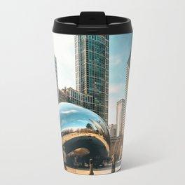 Architecture mirror art Travel Mug