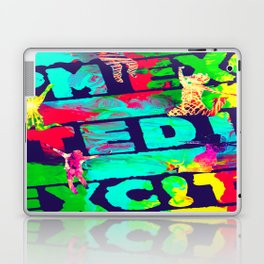 I'm Excited Laptop & iPad Skin