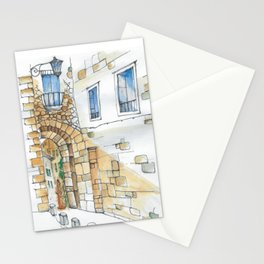 Old Alley Stationery Cards