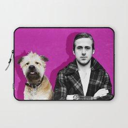 Ryan Gosling and friend Laptop Sleeve