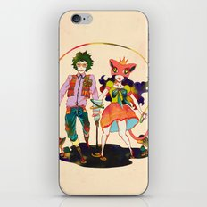 LSD love iPhone & iPod Skin