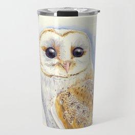 Owl bird Travel Mug