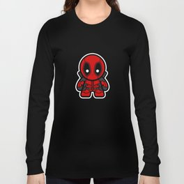 pool doll Long Sleeve T-shirt
