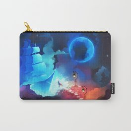 To the Night Sky Carry-All Pouch