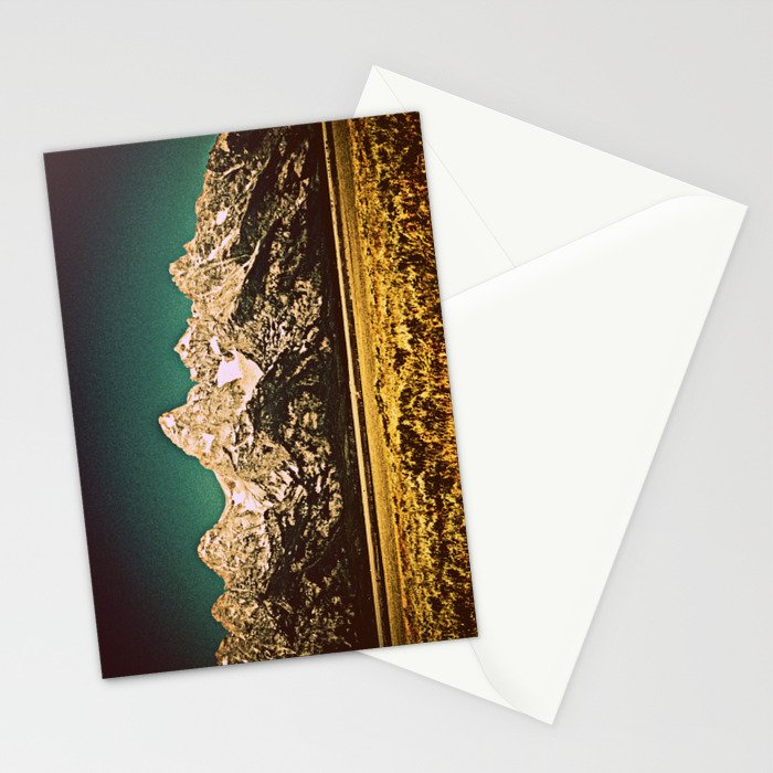 Grand Tetons Stationery Cards