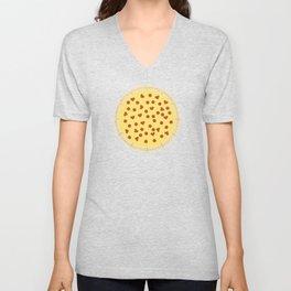Pizza - My One True Love Unisex V-Neck
