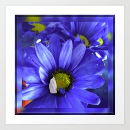 I Have The Blues For You Art Print