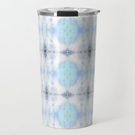 IMPROBABLE CLOUDY SKIES Travel Mug