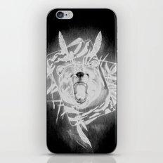 B34R D4RK51D3 (Bear Darkside) iPhone & iPod Skin