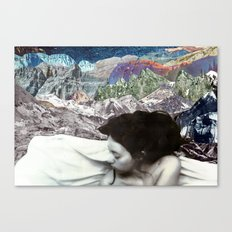 Covers Canvas Print
