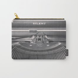 Silent Smith-Corona Typewriter Carry-All Pouch